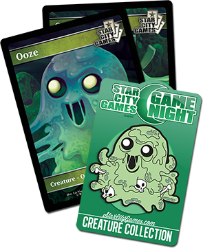 Ooze Game Night