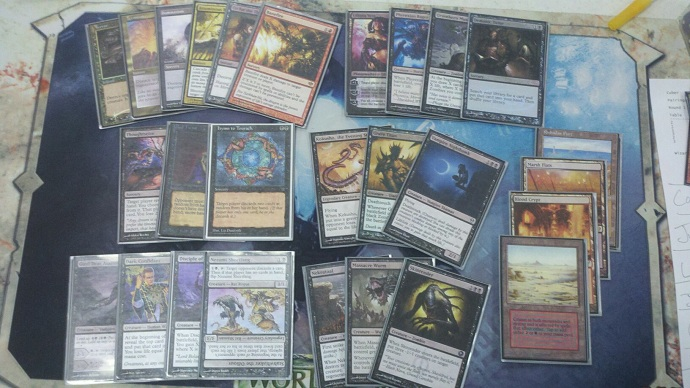 Cube Deck