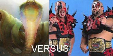Snake Versus Idiots!