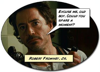 robert frowney jr 1