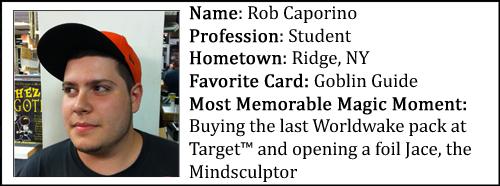 Rob's Bio
