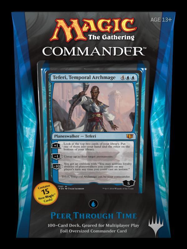 Commander 2014 - Teferi