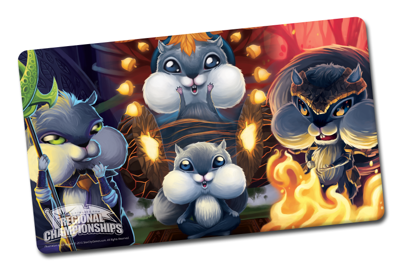 February 2015 Regionals Playmat
