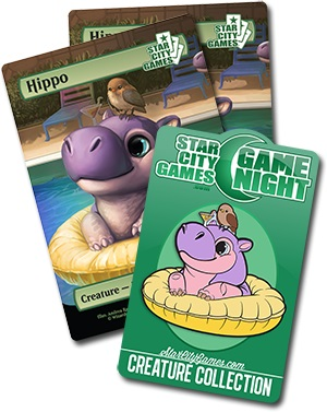 October SCG Game Night - Hippo