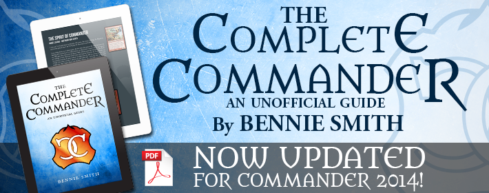 The Complete Commander - Buy Now!