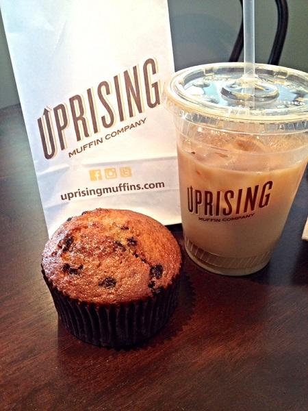 Uprising Muffin