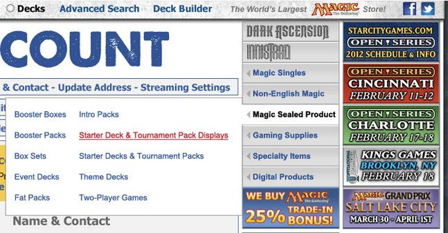 site redesign 2