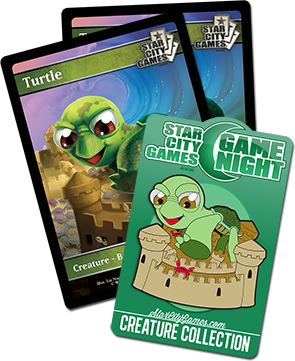 Turtle Prizes for Game Night