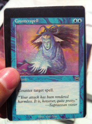 miscut counterspell
