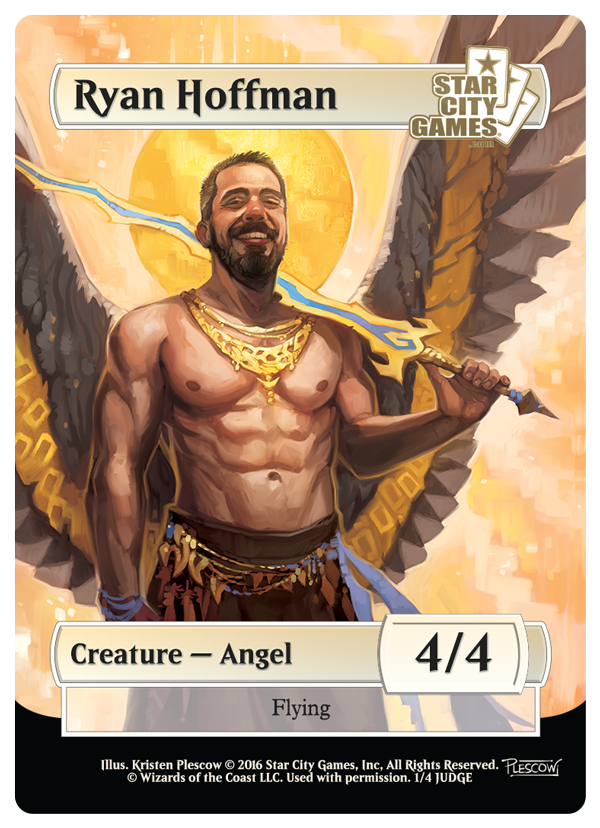 Ryan Hoffman's SCG Judge Token