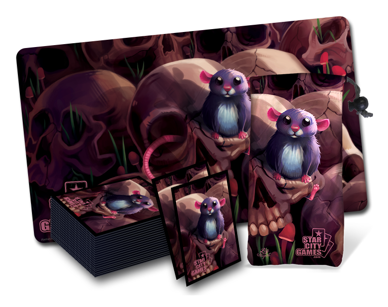 Creature Collection - Rat Bundle