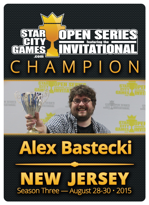 Alex Bastecki - Season Three Invitational Winner Token