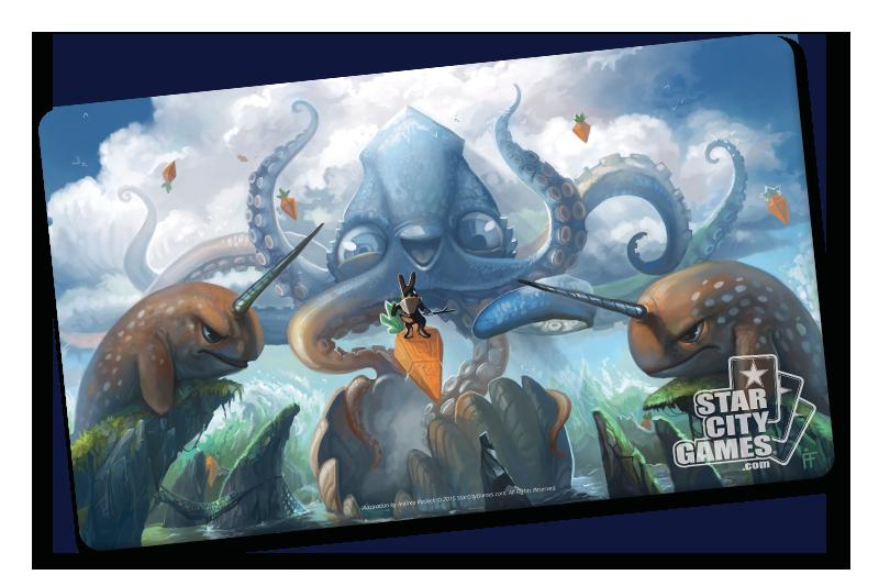 Battle for Zendikarrot - StarCityGames.com Exclusive Prerelease Playmat