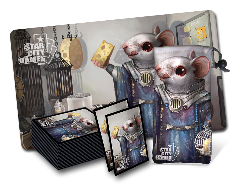 SCG Creature Collection - Delver of Squeakrets Bundle