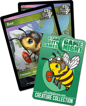 Game Night - Bee, in May