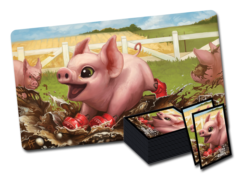 Piglet Bundle - SCG Creature Collection