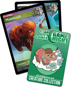January Game Night - Mammoth