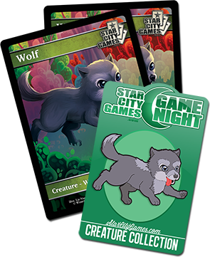 February Game Night - Wolf