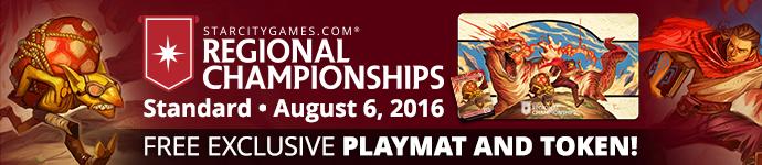 SCG Regionals August 6!