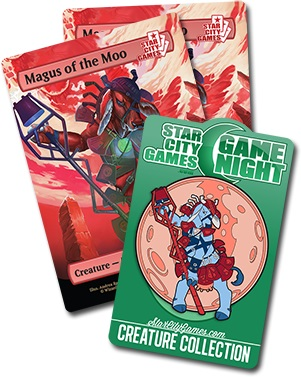 February 2016 Game Night - Magus of the Moo