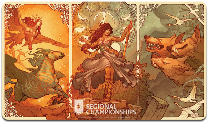 SCG Regionals 2016 Season 1 Playmat