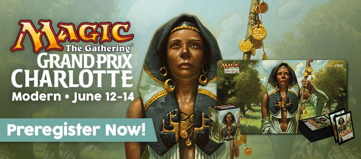 Noble Hierarch at Grand Prix Charlotte!