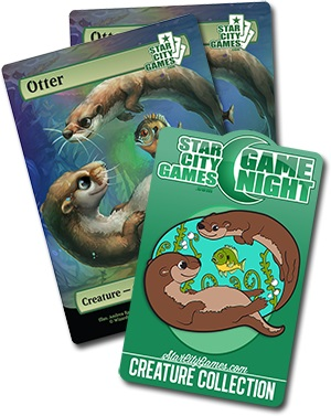 November Game Night - Otter