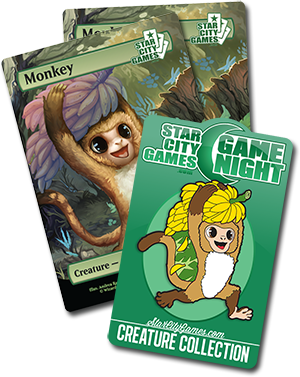 Game Night: August - Monkey
