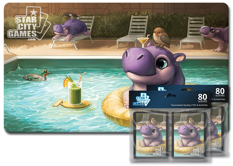 StarCityGames.com Creature Collection - Hippo Bundle