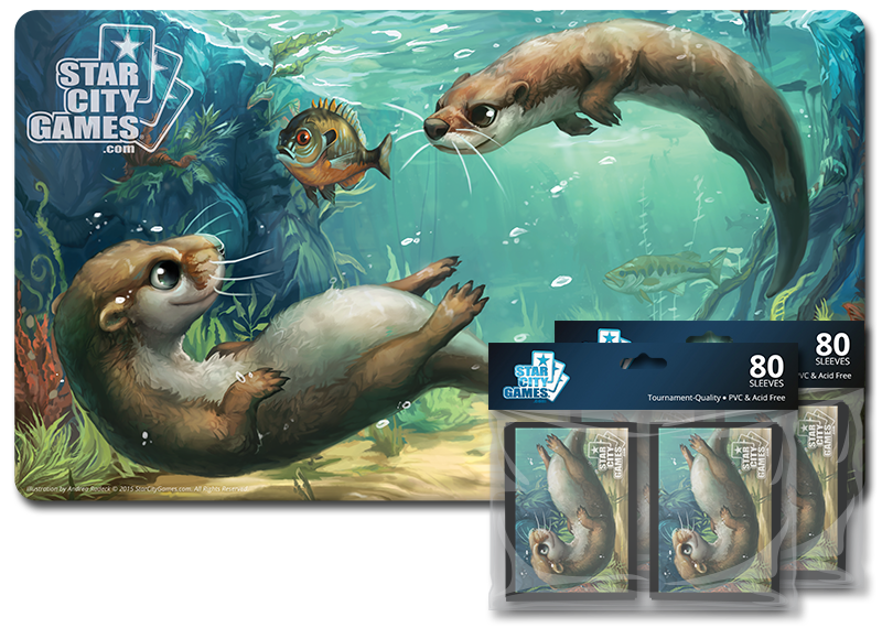 SCG Creature Collection - Otter Bundle