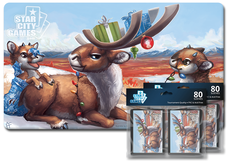 SCG Creature Collection - Reindeer Bundle