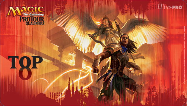 PTQ Top 8 Playmat