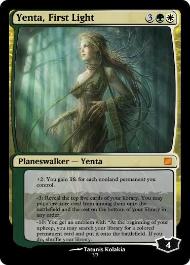 Yenta, First Light