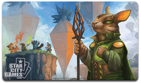 Oath of the Gatehop Prerelease Playmat