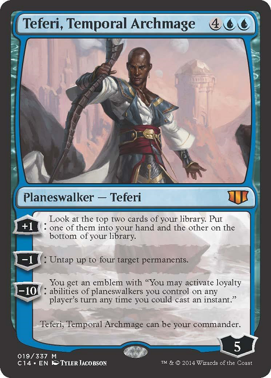 StarCityGames.com - The Pro Tour, Khans of Tarkir, And ... Planeswalker Rules