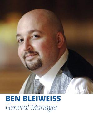 Ben Bleiweiss