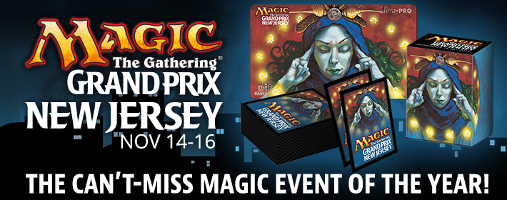 StarCityGames.com Presents GP New Jersey!