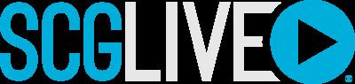 SCGLive logo