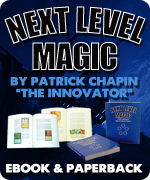 Get Next Level Magic by Patrick Chapin