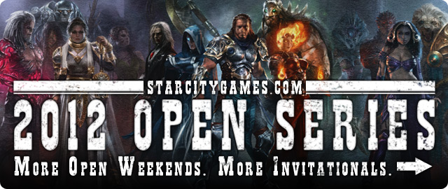 2012 StarCityGames.com Open Series