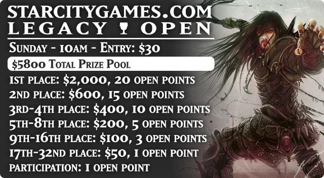 StarCityGames.com Legacy Open