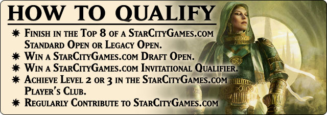StarCityGames.com Invitational Qualification