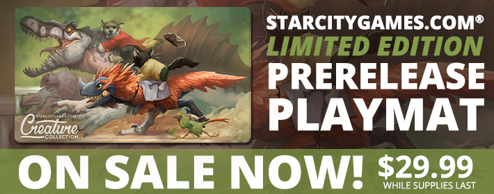 Running on Plumes Playmat On Sale Now!