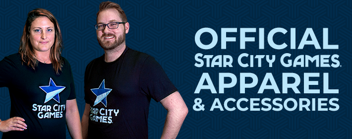 Official Star City Games Apparel & Accessories