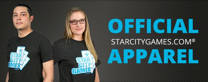 Official StarCityGames.com Shirts!