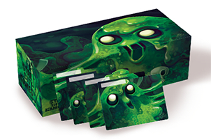 Ooze - 400ct Card Box