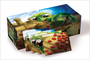 Turtle - 400ct Card Box