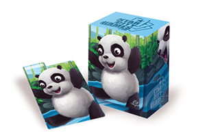 Panda - 100ct Deck box