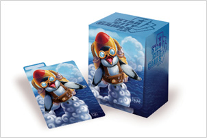 Penguin - 100ct Deck box