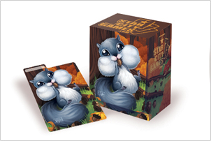 Squirrel - 100ct Deck box